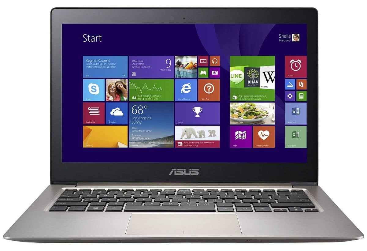 """<span class=""""toptagtitre"""">Promo 799€ ! </span>Asus Zenbook UX303LN-DQ198H, 13.3"""" IPS QHD+ tactile 999€ : i5 Haswell, 8 Go,CG 840M, 1 To"""