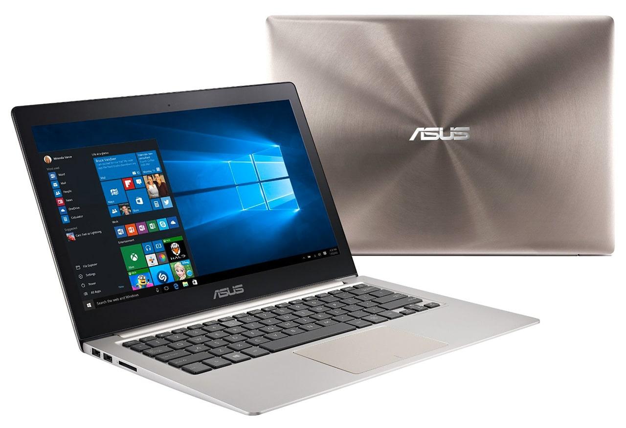 Asus Zenbook UX303UB-R4030T à 807€, Ultrabook 13 pouces SSD256 i5 8Go 940M