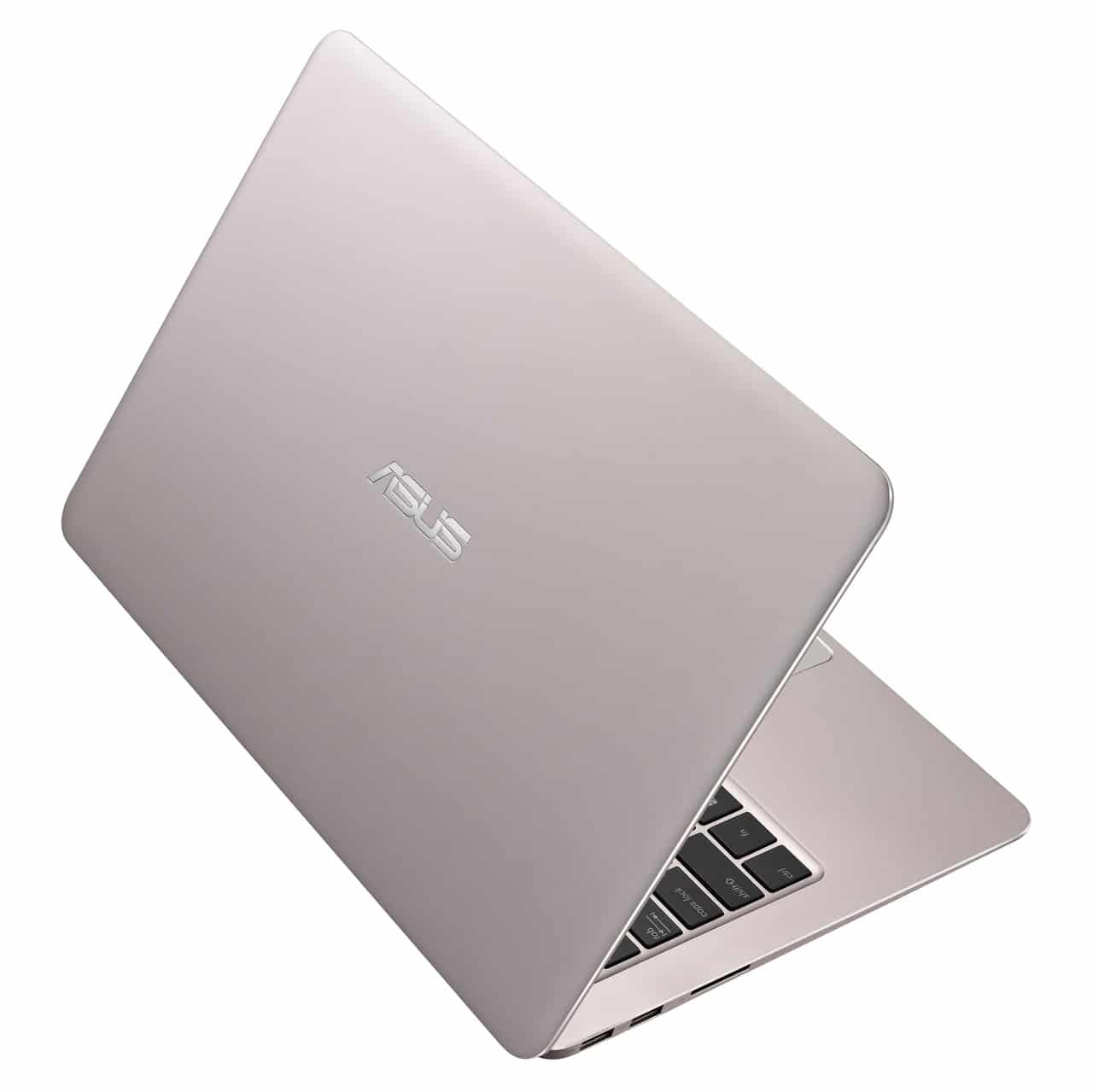 """<span class=""""tagtitre""""><del>Soldes 1049€ - </span>Asus Zenbook UX305LA-FB095T, Ultrabook 13'' UHD SSD 512 Go</del>"""