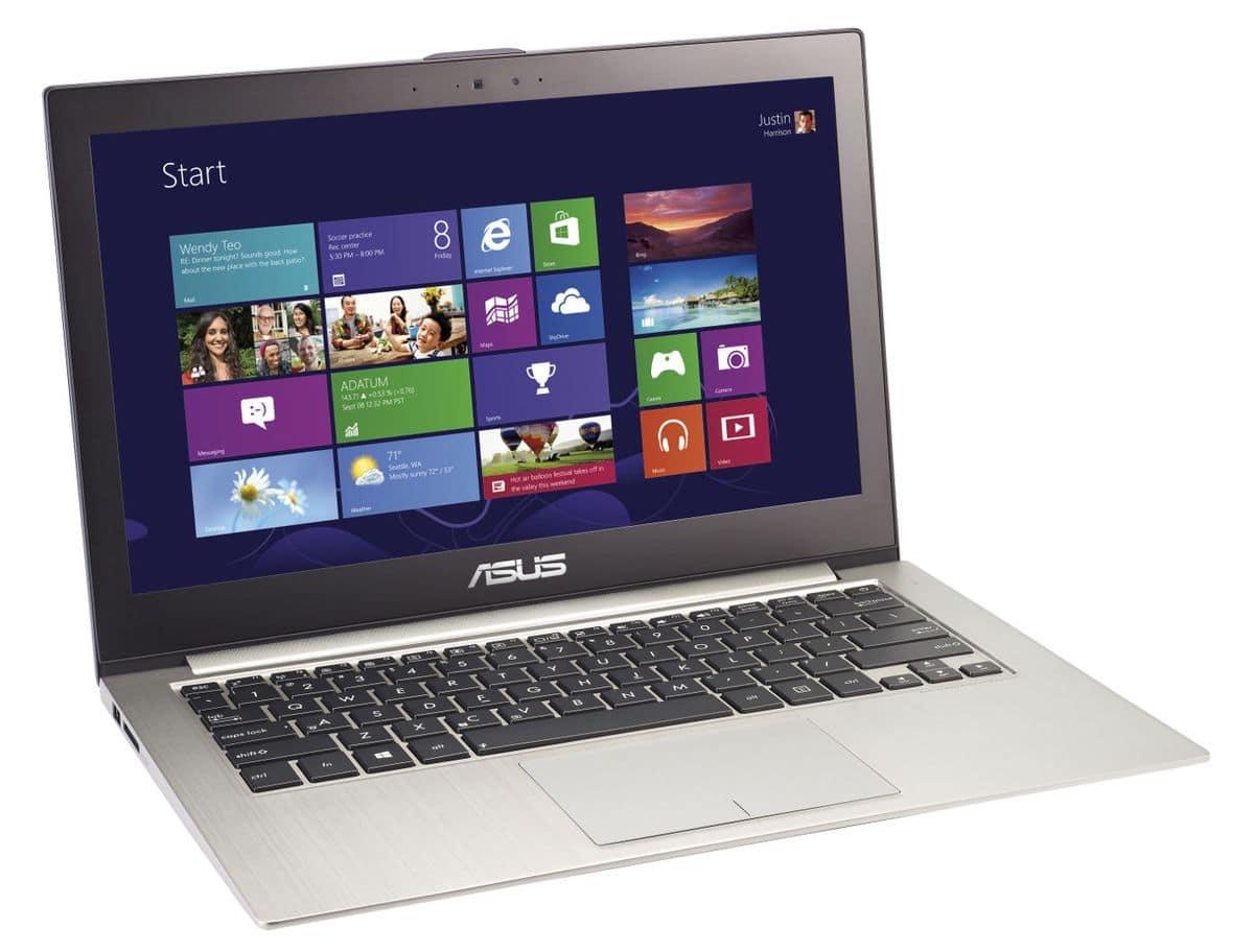 """<span class=""""toptagtitre"""">Soldes 499€ ! </span>Asus Zenbook UX32LA-R3012H à 599€, Ultrabook de 13 pouces"""