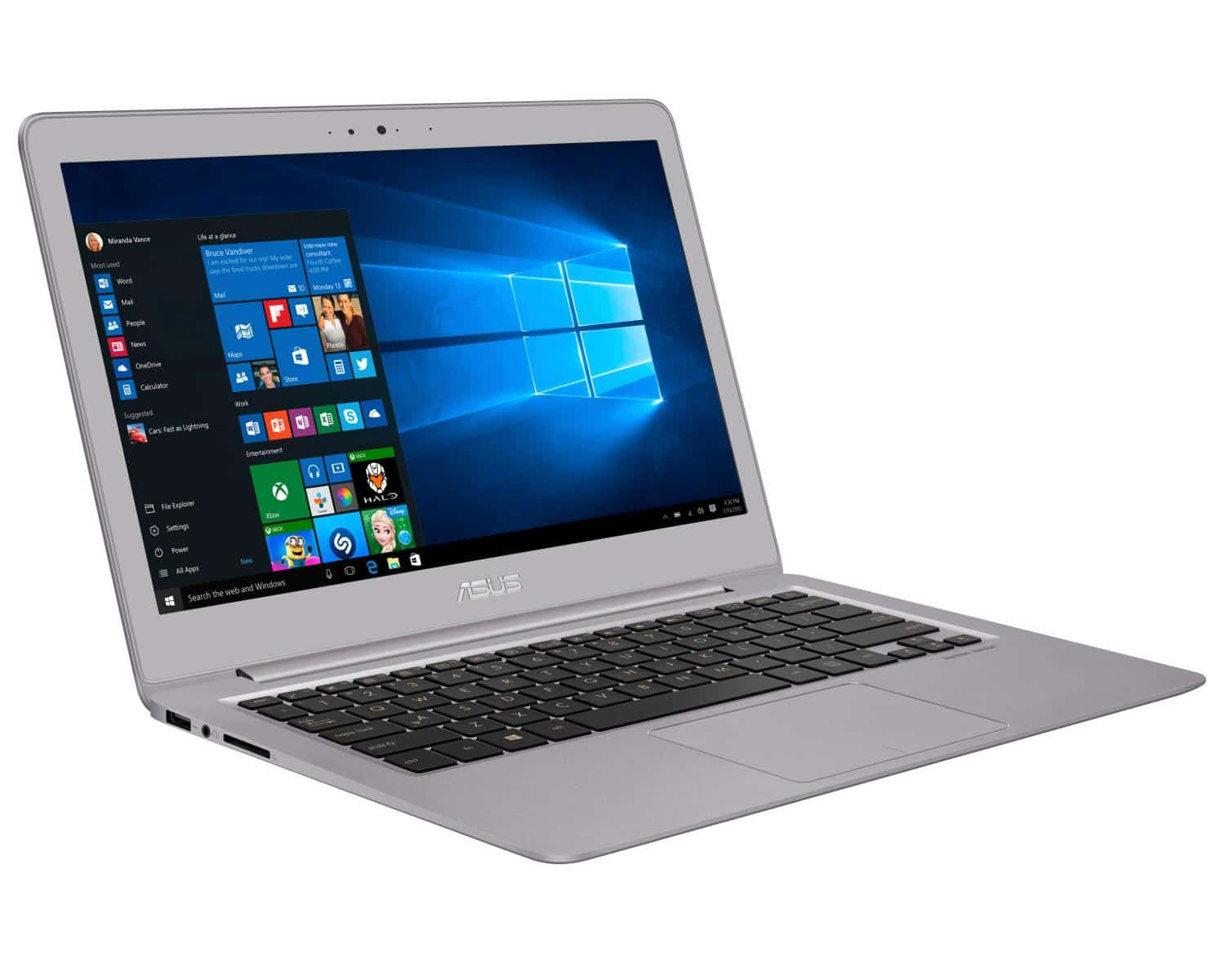 Asus Zenbook UX330CA-FC030T, ultrabook 13 pouces i5 Kaby-Y Full IPS soldes 699€