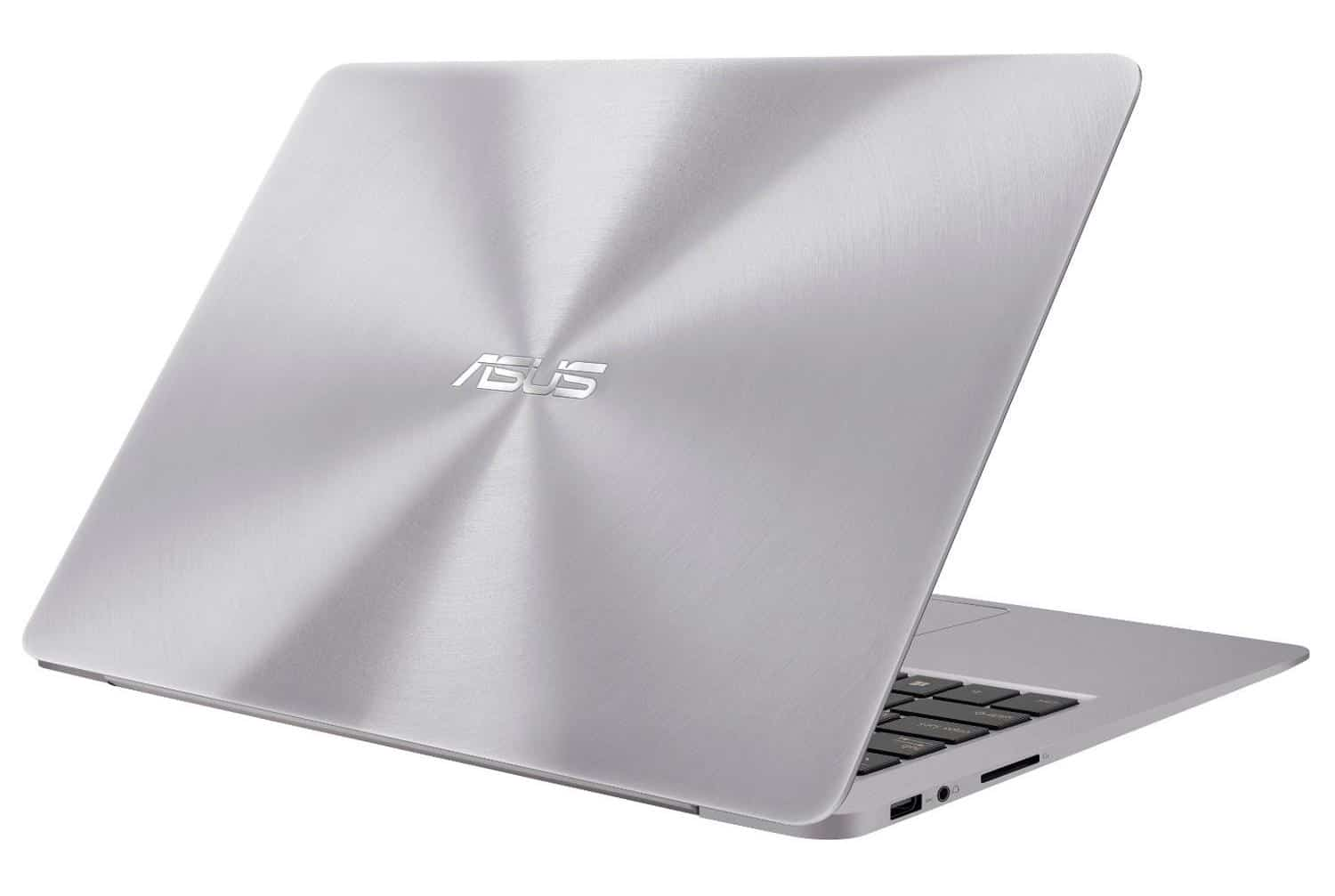 "Asus UX330CA-FC031T, ultrabook 13"" léger SSD m3 Kaby Full IPS (519€)"