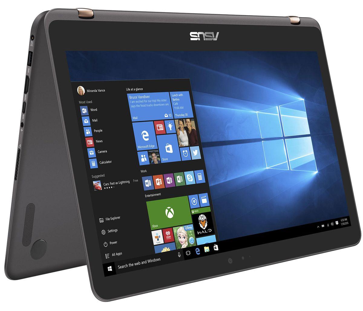 "<span class=""toptagtitre""><del>Promo 999€ ! </span>Asus UX360UAK-C4288T, Ultrabook IPS tactile/Tablette i7 SSD 512 Go</del>"
