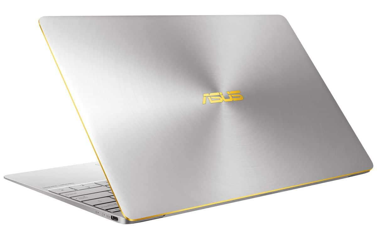 Asus UX390UA-GS124T, Ultrabook 12 pouces IPS Kaby SSD1To 16Go 1700€
