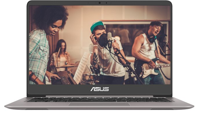 Asus Zenbook UX410, nouvel Ultrabook 14 pouces Full HD IPS Kaby Lake 940MX