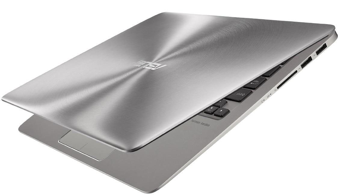 Asus Zenbook UX410UA-GV077T, ultrabook 14 pouces léger Kaby i5 SSD 256 à 807€