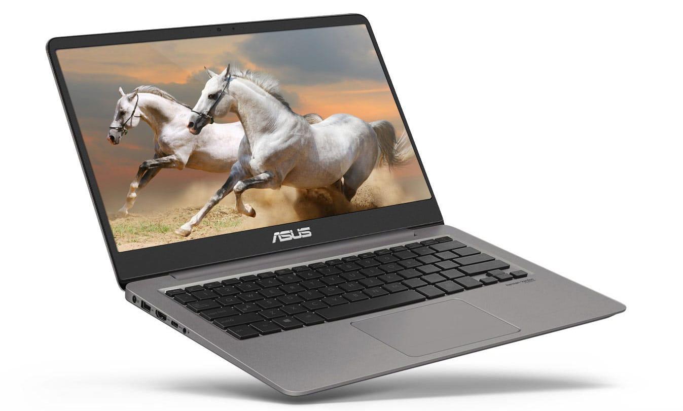 Asus Zenbook UX410UA-GV154T, ultrabook 14 pouces léger Kaby i5 SSD IPS à 890€