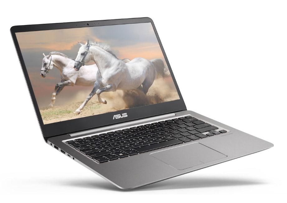Asus Zenbook UX410UQ-GV159T, ultrabook 14 pouces SSD i7 16Go 940MX à 1299€