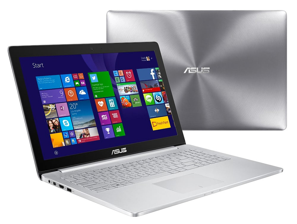 Asus Zenbook UX501JW-FI502T, PC portable 15 pouces 4K SSD vente flash 1499€