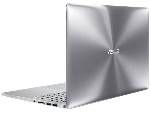 Asus UX501JW-FJ286H, PC portable 15 pouces 4K IPS tactile vente flash 1499€