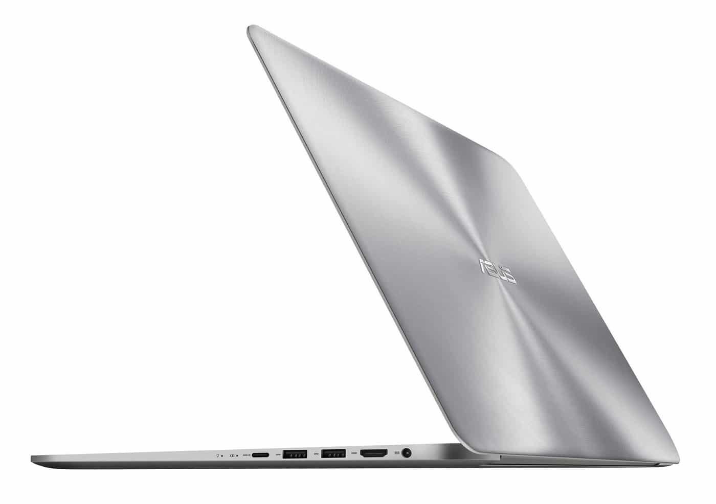Asus Zenbook UX510UW-DM150T, ultrabook 15 pouces GTX i5 Kaby SSD512 1049€