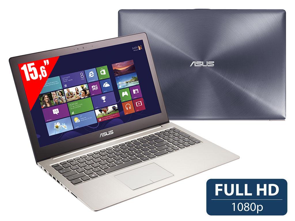 """Asus Zenbook UX52VS-CN039H vente flash 979€, 15.6"""" Full HD IPS mat : Core i7 Ivy, 6 Go, GT 645M, SSD/750 Go"""