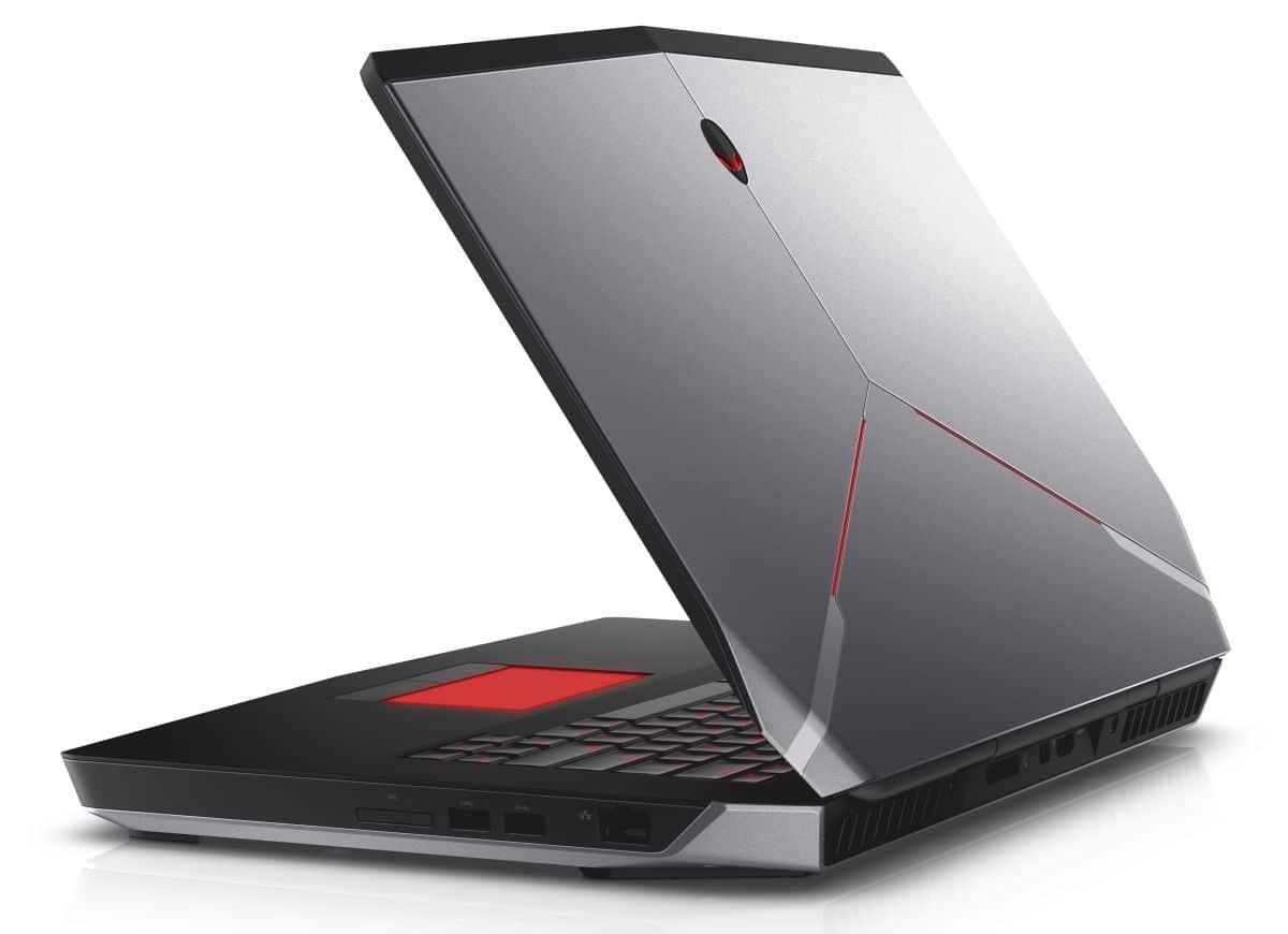 """<span class=""""tagtitre"""">CES 2015 - </span>Dell présente ses PC portables gamers Alienware 15 et Alienware 17 : GTX 980M"""