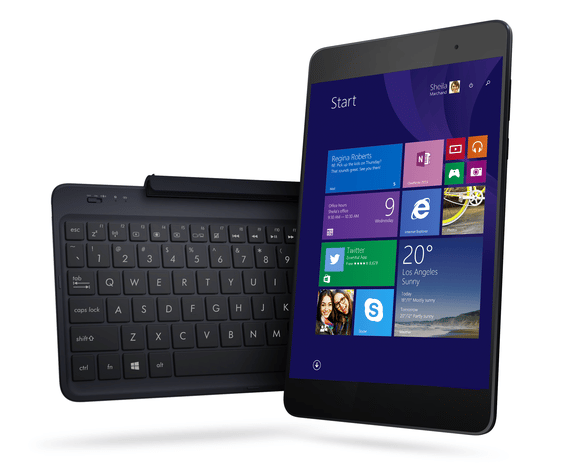 "<span class=""tagtitre"">CES 2015 - </span>Asus Transformer Chi T90, T100 et T300 : tactile, Broadwell, HD, etc."