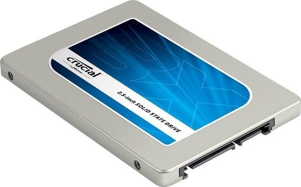 CES 2015 Crucial BX100 1