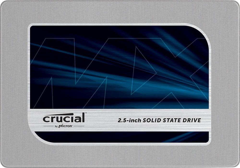 CES 2015 Crucial MX200 1