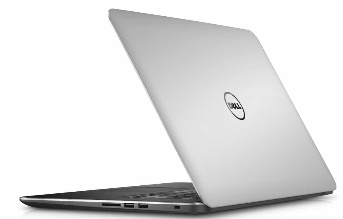CES 2015 Dell XPS 15 2