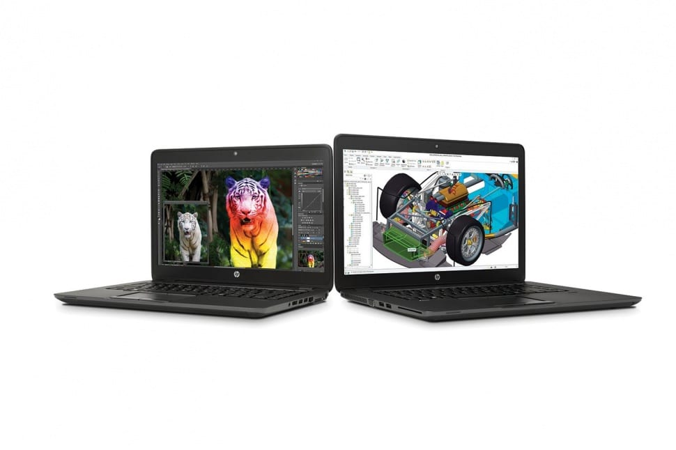 "<span class=""tagtitre"">CES 2015 - </span>HP ZBook 14 et 15u, Ultrabooks station de travail avec Broadwell, FirePro"