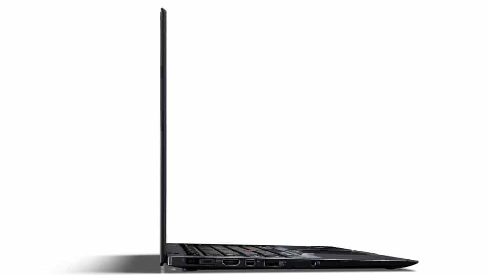 CES 2015 Lenovo ThinkPad X1 Carbon 2