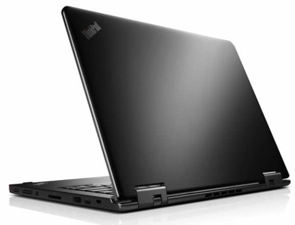 CES 2015 Lenovo ThinkPad Yoga 12 1