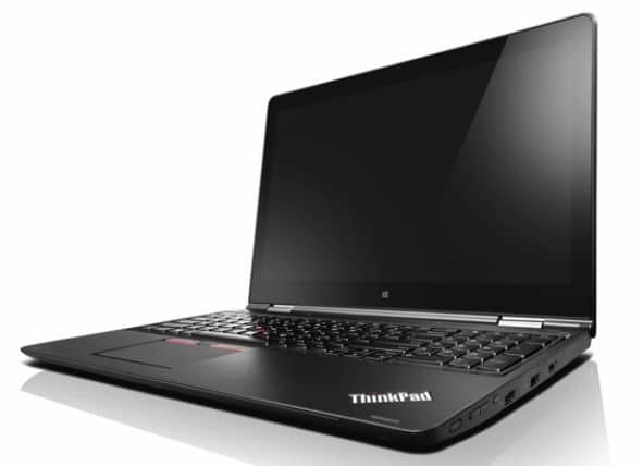 CES 2015 Lenovo ThinkPad Yoga 15 1