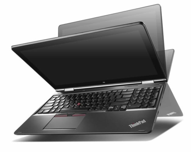 CES 2015 Lenovo ThinkPad Yoga 15 2