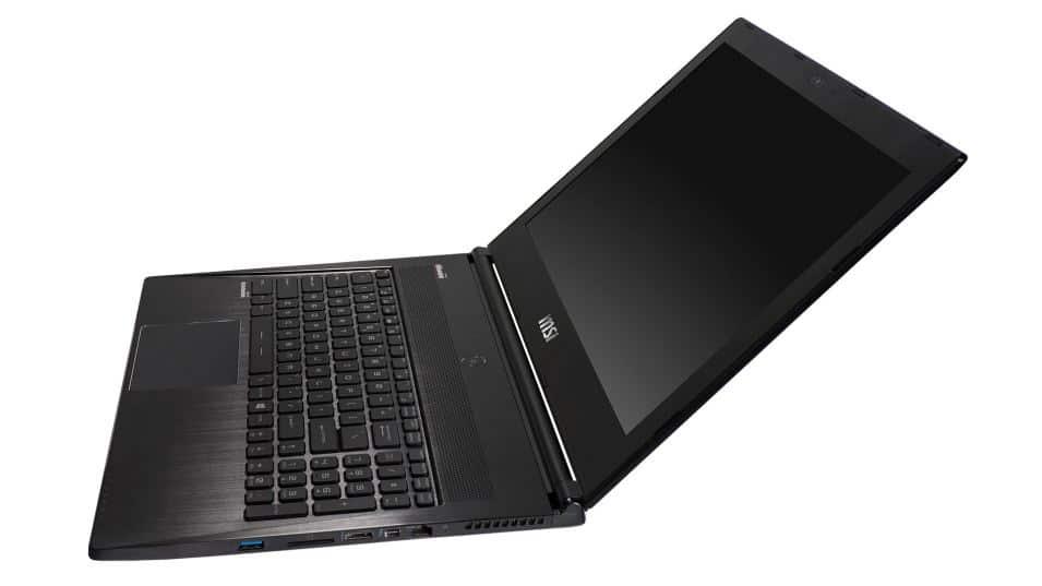 CES 2015 MSI WS60 2