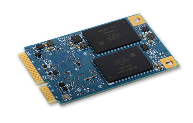 CES 2015 SSD SanDisk SSD Plus et Ultra II mSATA 2