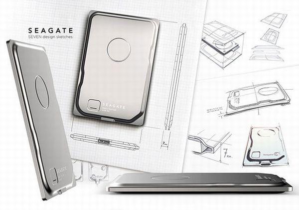 CES 2015 Seagate Seven disque dur externe 2