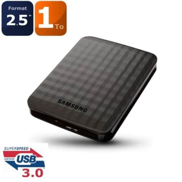 Cdiscount Samsung M3 1 To USB 3.0 disque dur externe Réductions