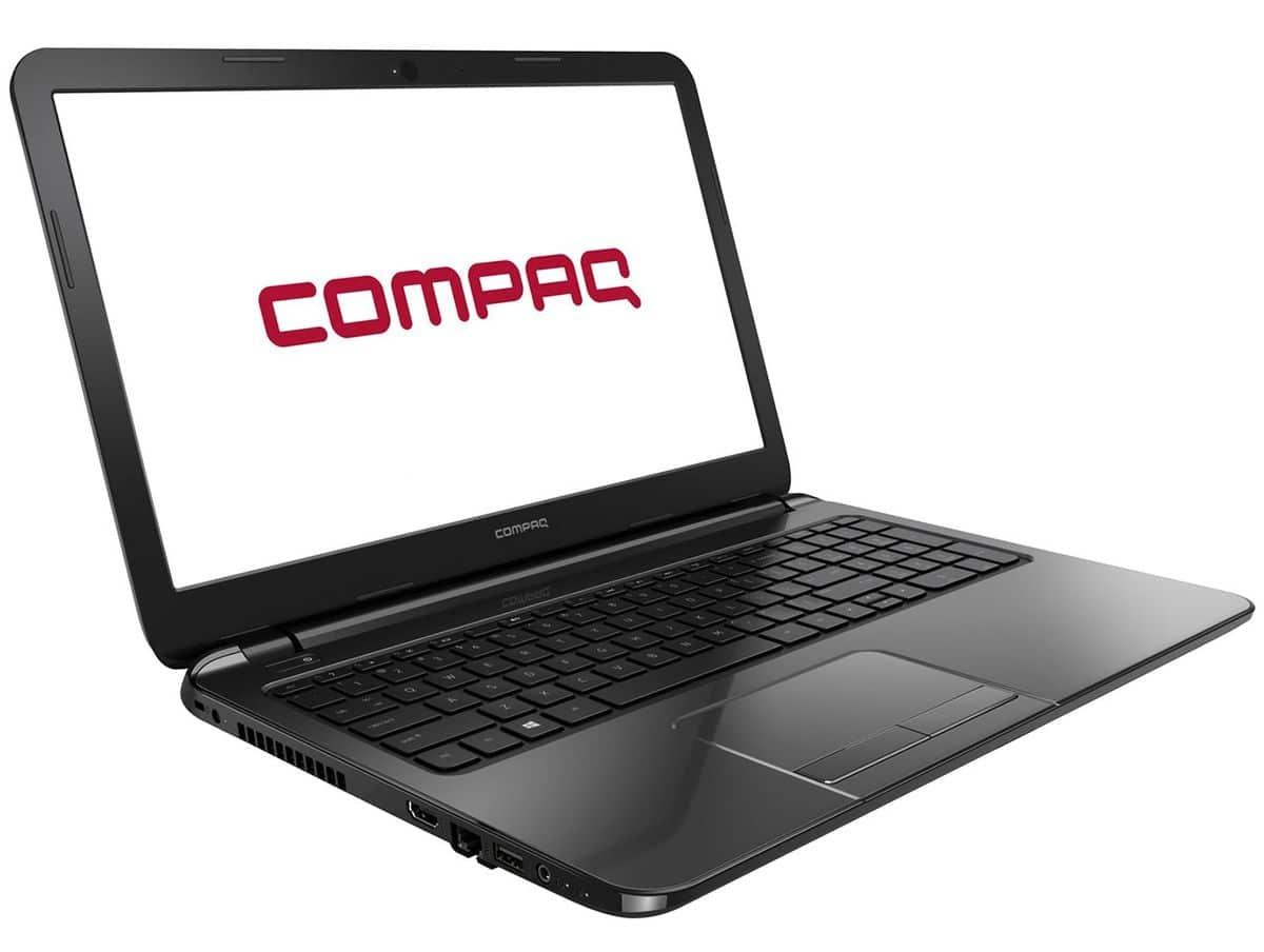 Compaq 15-h052nf en promo à 229€, PC portable 15 pouces pas cher