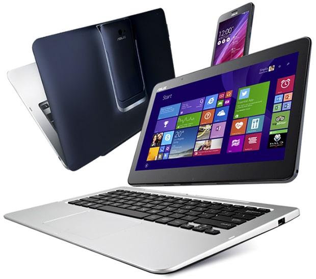 computex 2014 – asus transformer book v : 3-en-1 pc portable