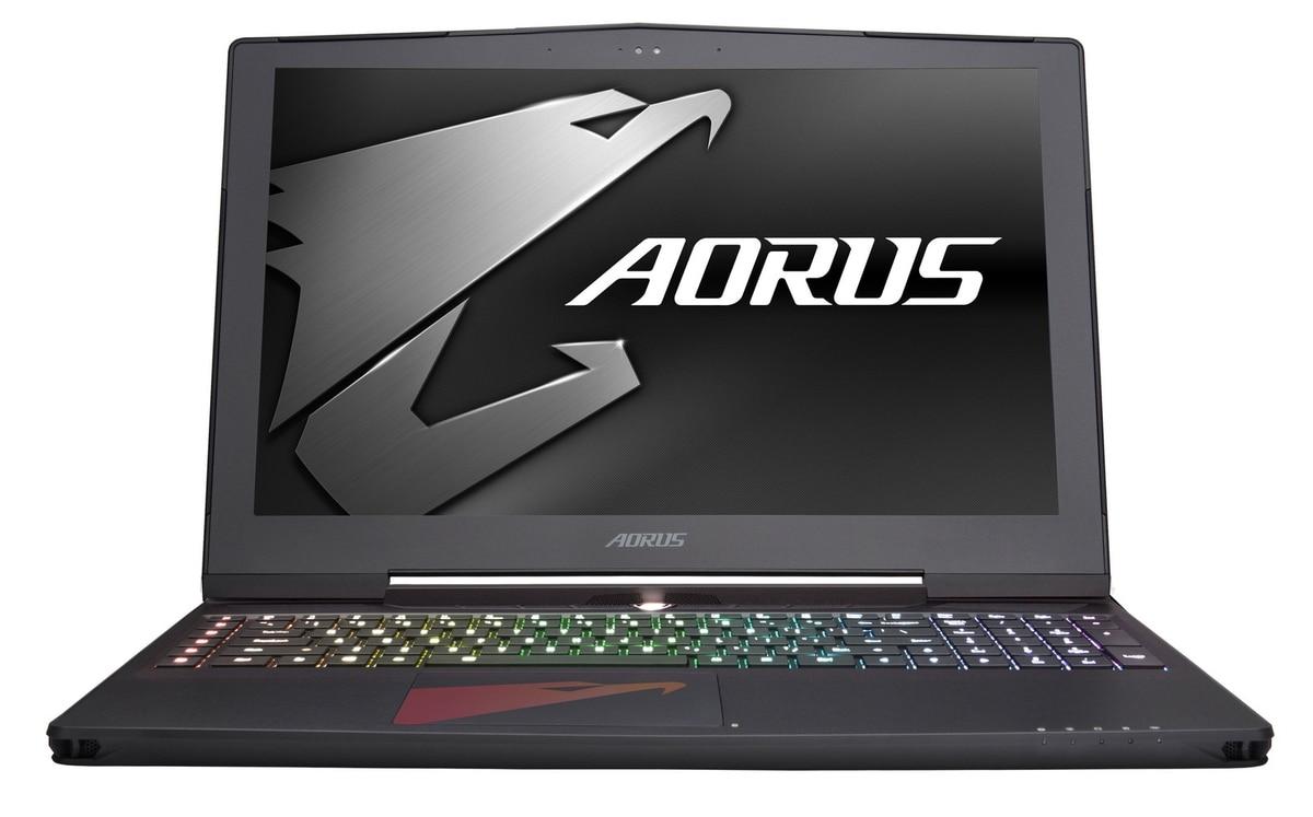 "<span class=""tagtitre"">Computex 2017 - </span>Aorus X5 MD, PC portable 15 pouces IPS 4K GTX 1080 fin"