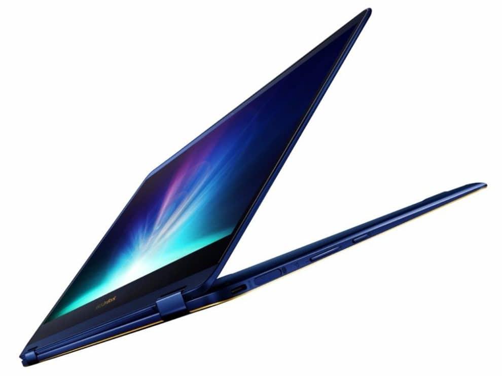 """<span class=""""tagtitre"""">Computex 2017 - </span>Asus ZenBook Flip S, convertible 13 pouces le plus fin au monde"""