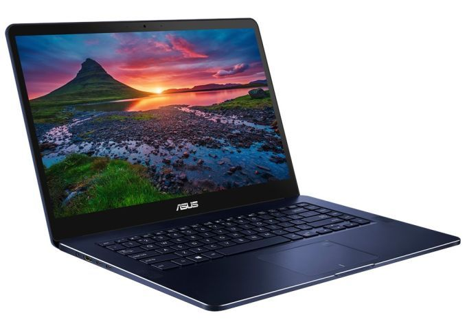 "<span class=""tagtitre"">Computex 2017 - </span>Asus Zenbook Pro UX550, Ultrabook Quad GTX 1050 Ti SSD"