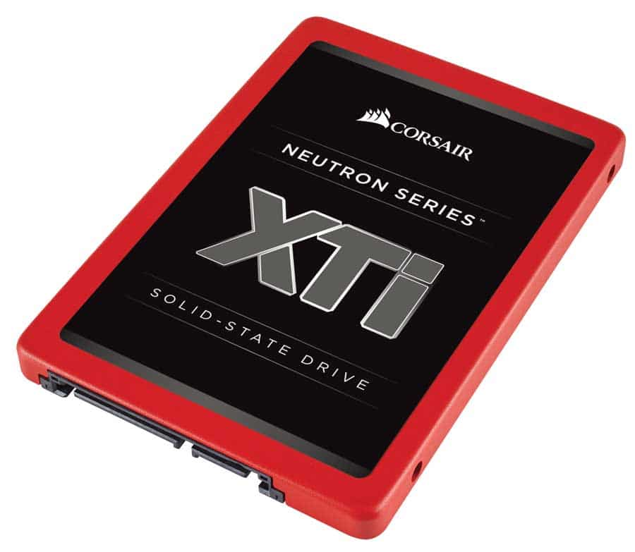 Corsair annonce ses nouveaux SSD Neutron Series XTi, jusqu'à 2 To