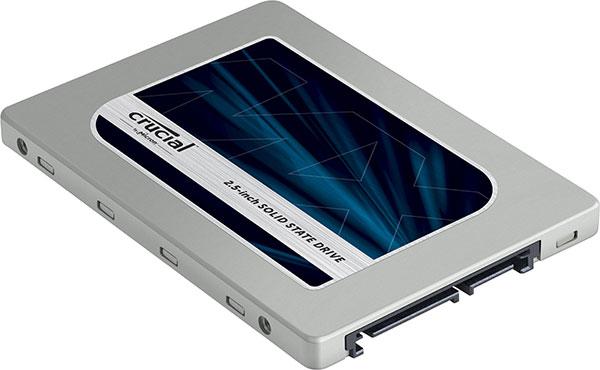 Crucial MX200