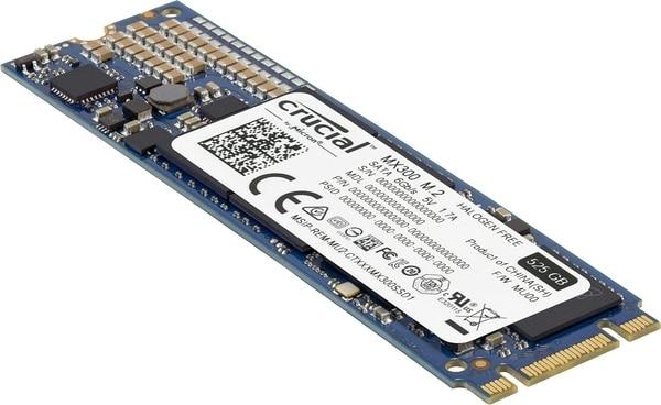 """<span class=""""tagtitre"""">Bon Plan - </span>SSD M.2 Crucial MX300 de 525 Go en promo à 139€"""