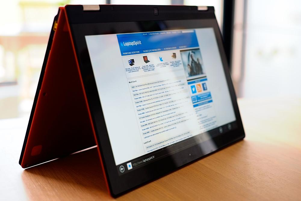 """<span class=""""tagtitre"""">Bon plan - </span>L'ultrabook convertible Lenovo Yoga 13 à partir de 929€ ce mercredi !"""