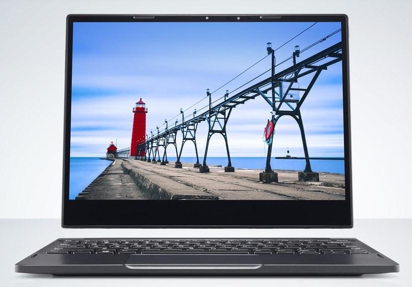 Dell Latitude 7285, l'Ultrabook 12 pouces avec chargement sans-fil en détail