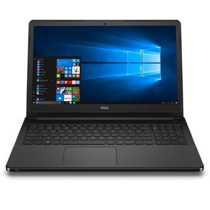 "<span class=""tagtitre"">Promo - </span>Dell Vostro 3568, PC portable 15 pouces Pro Kaby Lake i5 mat à 499€"