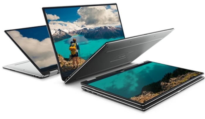 "<span class=""tagtitre"">CES 2017 - </span>Dell XPS 13, Ultrabook 13 mm 2-en-1 Kaby Lake convertible Tablette"