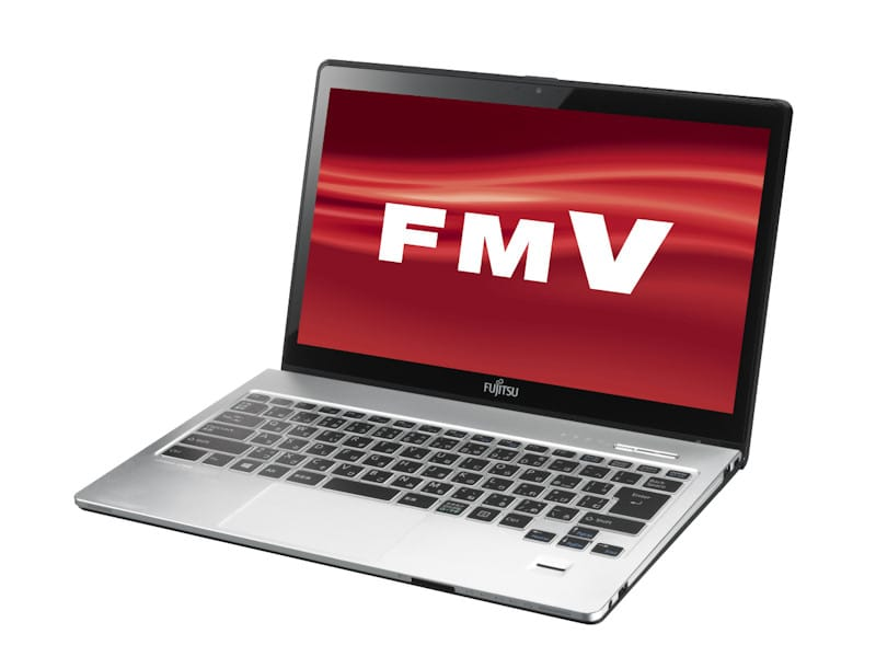 "Fujitsu Lifebook S904 et U904, 13.3"" et 14"" : Haswell, SSD, 3200x1800, tactile, 24h, etc."