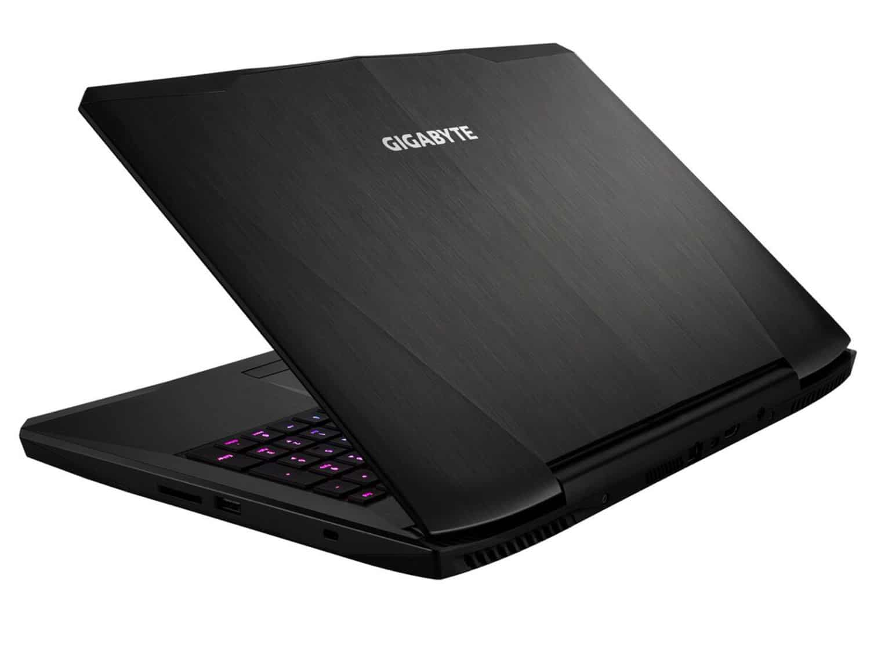 """Gigabyte Sabre 15 Pro P46W, PC portable 15"""" GTX 1060 SSD 512 (1449€)"""