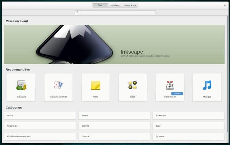 Gnome 3.12 : nouvelle version de l'environnement de bureau pour Linux