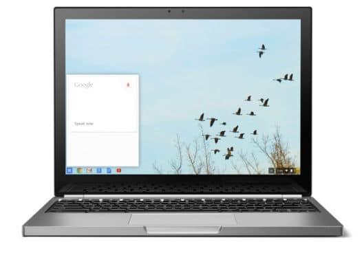 Google : nouveau Chromebook Pixel tactile avec Broadwell et USB 3.1 Type-C
