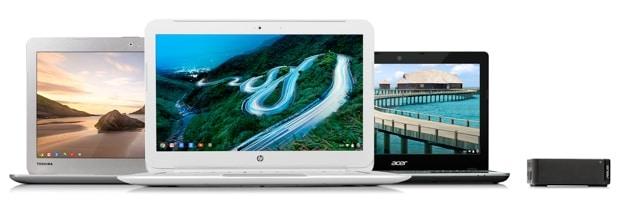 """<span class=""""tagtitre"""">IDF 2013 - </span>Google présente de nouveaux Chromebooks sous Haswell"""
