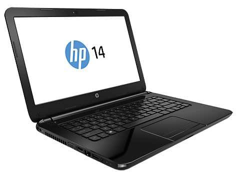 """HP 14-r018nf, 14"""" avec Core i3 Ivy Bridge et disque dur de 500 Go à 399€"""