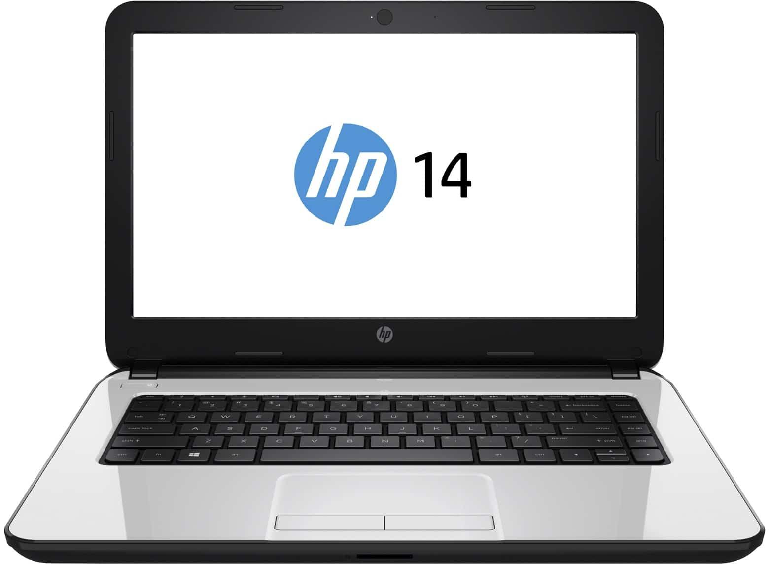 """<span class=""""tagtitre"""">Soldes 449€ - </span>HP 14-r207nf, PC portable de 14 pouces"""