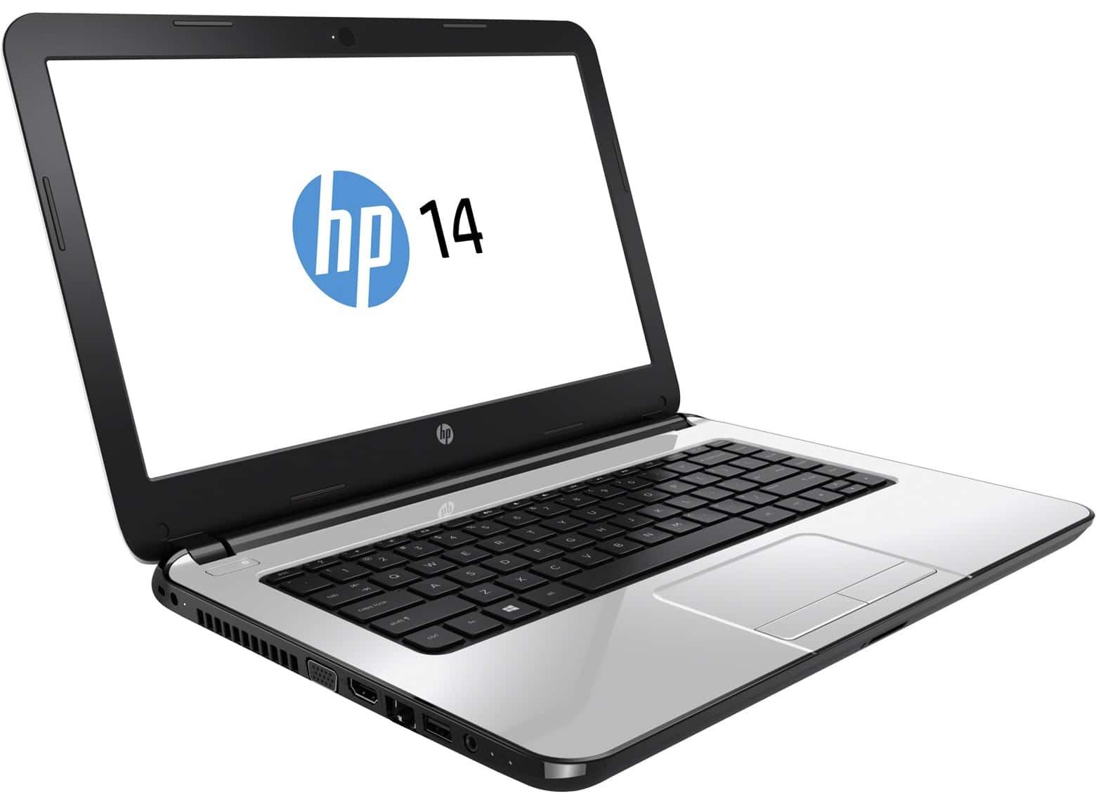 L HP 14-r207nf est actuellement soldé pour 449 euros par la Fnac et  disponible pour 459 euros chez GrosBill et 499 euros chez Boulanger, Darty  et HP France. e572eef261f7